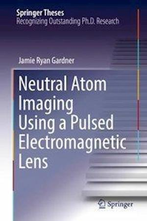 Neutral Atom Imaging Using a Pulsed Electromagnetic Lens