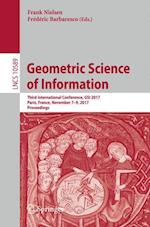 Geometric Science of Information : Third International Conference, GSI 2017, Paris, France, November 7-9, 2017, Proceedings