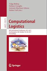 Computational Logistics : 8th International Conference, ICCL 2017, Southampton, UK, October 18-20, 2017, Proceedings