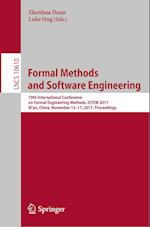 Formal Methods and Software Engineering : 19th International Conference on Formal Engineering Methods, ICFEM 2017, Xi'an, China, November 13-17, 2017,