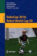Robocup 2016 (Lecture Notes in Computer Science, nr. 9776)