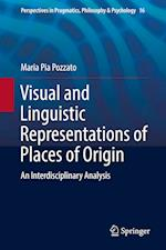 Visual and Linguistic Representations of Places of Origin (Perspectives in Pragmatics Philosophy Psychology, nr. 16)