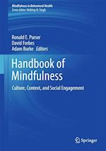 Handbook of Mindfulness : Culture, Context, and Social Engagement