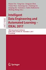 Intelligent Data Engineering and Automated Learning - IDEAL 2017 : 18th International Conference, Guilin, China, October 30 - November 1, 2017, Procee