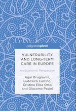 Vulnerability and Long-term Care in Europe : An Economic Perspective