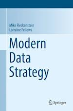 Modern Data Strategy (Advances in Information Security, nr. 70)
