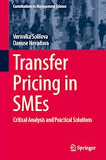 Transfer Pricing in SMEs : Critical Analysis and Practical Solutions