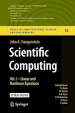 Scientific Computing (Texts in Computational Science and Engineering, nr. 18)