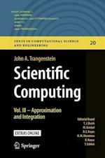Scientific Computing (Texts in Computational Science and Engineering, nr. 20)