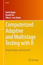 Computerized Adaptive and Multistage Testing with R : Using Packages catR and mstR