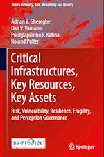 Critical Infrastructures, Key Resources, Key Assets (Topics in Safety, Risk reliability and quality, nr. 34)