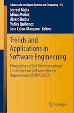 Trends and Applications in Software Engineering : Proceedings of the 6th International Conference on Software Process Improvement (CIMPS 2017)