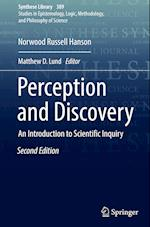 Perception and Discovery (SYNTHESE LIBRARY, nr. 389)
