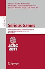 Serious Games : Third Joint International Conference, JCSG 2017, Valencia, Spain, November 23-24, 2017, Proceedings