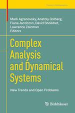 Complex Analysis and Dynamical Systems (Trends in Mathematics)