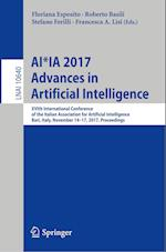 AI*IA 2017 Advances in Artificial Intelligence : XVIth International Conference of the Italian Association for Artificial Intelligence, Bari, Italy, N