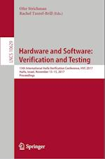 Hardware and Software: Verification and Testing : 13th International Haifa Verification Conference, HVC 2017, Haifa, Israel, November 13-15, 2017, Pro