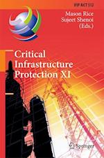 Critical Infrastructure Protection XI : 11th IFIP WG 11.10 International Conference, ICCIP 2017, Arlington, VA, USA, March 13-15, 2017, Revised Select