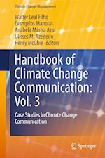 Handbook of Climate Change Communication: Vol. 3 (Climate Change Management)