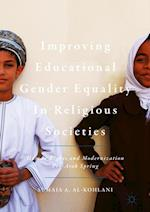 Improving Educational Gender Equality in Religious Societies : Human Rights and Modernization Pre-Arab Spring