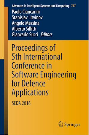 Proceedings of 5th International Conference in Software Engineering for Defence Applications