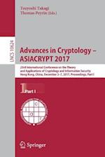 Advances in Cryptology - ASIACRYPT 2017 : 23rd International Conference on the Theory and Applications of Cryptology and Information Security, Hong Ko