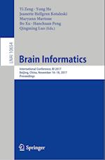 Brain Informatics : International Conference, BI 2017, Beijing, China, November 16-18, 2017, Proceedings