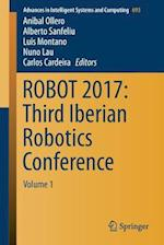 Robot 2017 (Advances in Intelligent Systems and Computing, nr. 693)