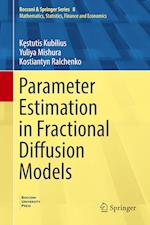 Parameter Estimation in Fractional Diffusion Models