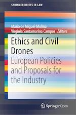 Ethics and Civil Drones (Springerbriefs in Law)