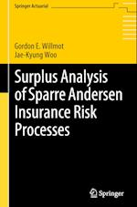 Surplus Analysis of Sparre Andersen Insurance Risk Processes (Springer Actuarial)