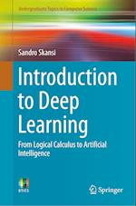 Introduction to Deep Learning (Undergraduate Topics in Computer Science)