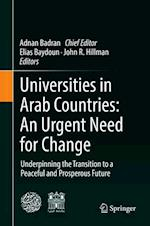 Universities in Arab Countries: An Urgent Need for Change af Adnan Badran
