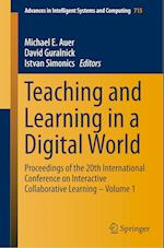 Teaching and Learning in a Digital World (Advances in Intelligent Systems and Computing, nr. 715)