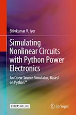 Simulating Nonlinear Circuits with Python Power Electronics