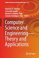 Computer Science and Engineering-Theory and Applications (Studies in Systems Decision and Control, nr. 143)