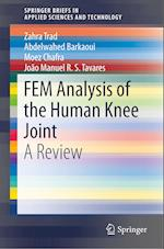 FEM Analysis of the Human Knee Joint (Springerbriefs in Applied Sciences and Technology)