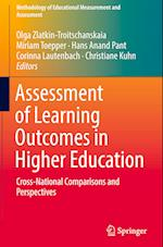 Assessment of Learning Outcomes in Higher Education