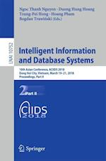 Intelligent Information and Database Systems : 10th Asian Conference, ACIIDS 2018, Dong Hoi City, Vietnam, March 19-21, 2018, Proceedings, Part II