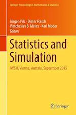 Statistics and Simulation (Springer Proceedings in Mathematics & Statistics, nr. 231)