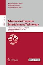 Advances in Computer Entertainment Technology : 14th International Conference, ACE 2017, London, UK, December 14-16, 2017, Proceedings