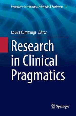 Research in Clinical Pragmatics