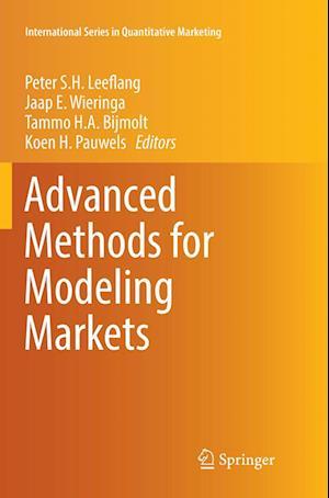 Advanced Methods for Modeling Markets