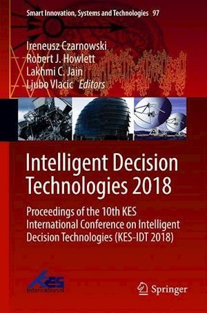 Intelligent Decision Technologies 2018