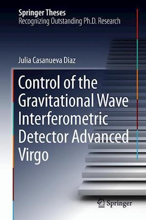Control of the Gravitational Wave Interferometric Detector Advanced Virgo