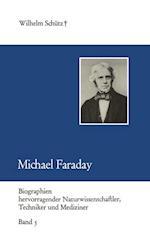 Michael Faraday af Wilhelm Schutz