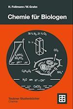 Chemie fur Biologen (Teubner Studienbucher Chemie)