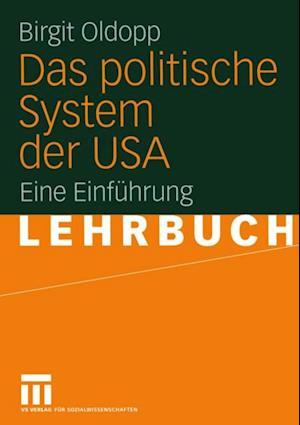 Das politische System der USA af Birgit Oldopp