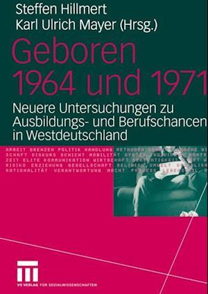 Geboren 1964 und 1971 af Steffen Hillmert