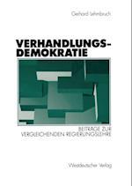 Verhandlungsdemokratie af Gerhard Lehmbruch
